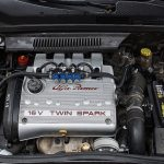 Alfa Romeo 147, instalacja gazowa AG Centrum Compact