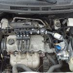 Chevrolet Aveo, instalacja gazowa Stag 300 ISA-2